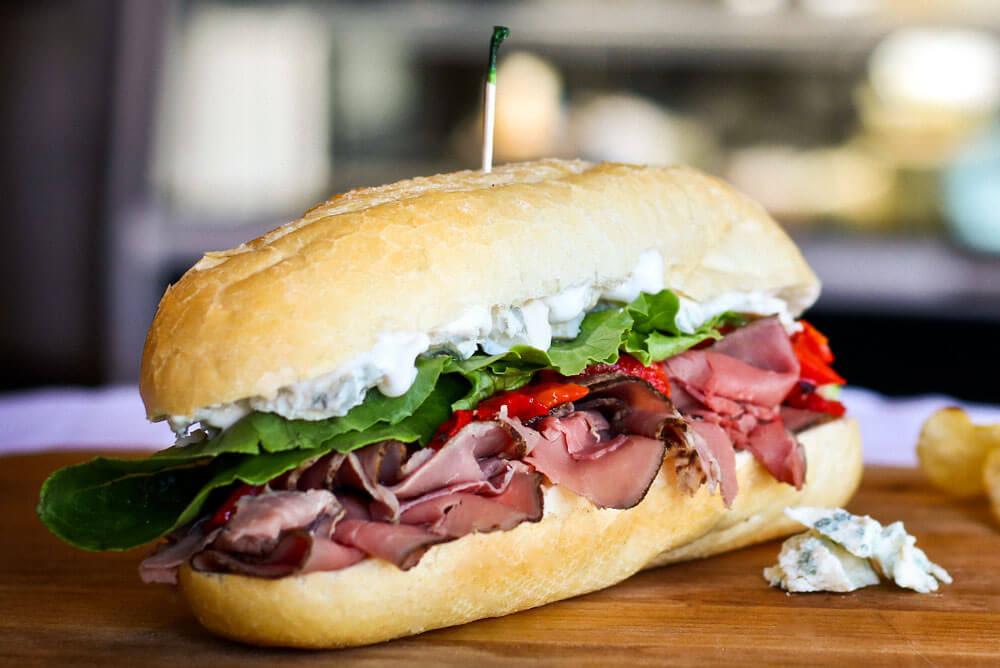 Sub Sandwich shop franchise-for-sale