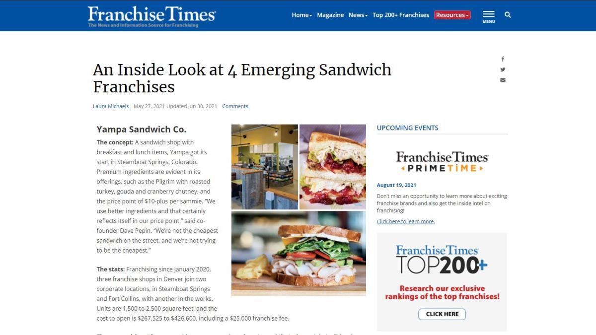 yampa-press-release-sandwich-franchise-times