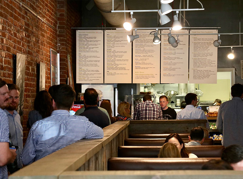 5 things to look for in a restaurant franchise for sale